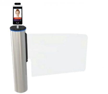 GLA 1 | בקרת מעבר משולבת צג לזיהוי חום ומסיכה
