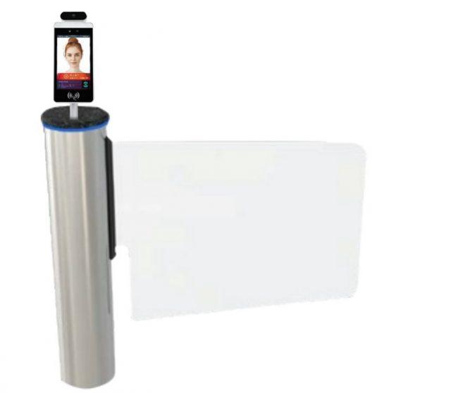 GLA 1 | בקרת מעבר משולבת צג לזיהוי חום ומסיכה 1