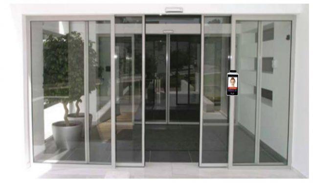 Marvel-T | פתרון בקרת מעבר לדלתות הזזה 1